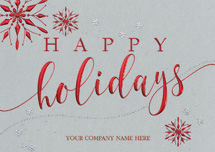 Happiest Days Holiday Cards